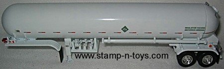 Mississippi Compressed Anhydrous Gas Trailer