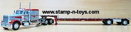 Owner Operator Pete 379 Transcraft Stepdeck