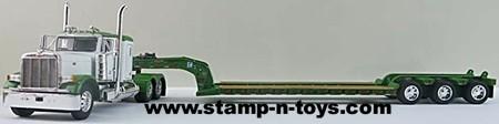 Owner/Operator Peterbilt 379 w/Fontaine Lowboy