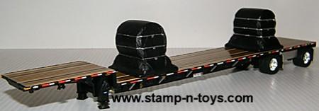 Transcraft Stepdeck w/Load