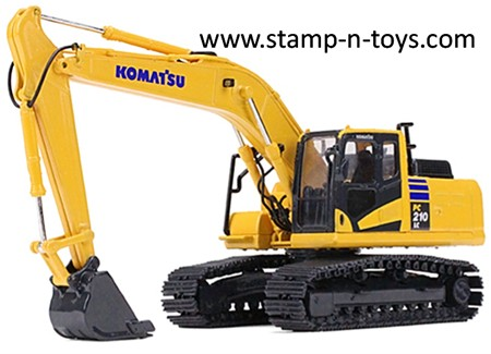 Komatsu PC 210LC-11 Excavator