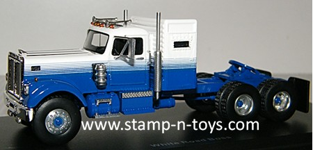 1977 White Road Boss Tractor