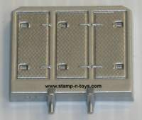 DCP Argent Silver Chain Cabinet