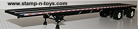 Wilson 53' spread axle Flatbed