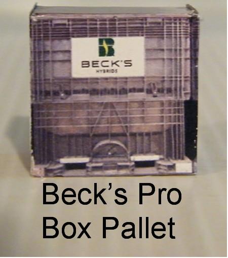 Beck Pro Box Pallet