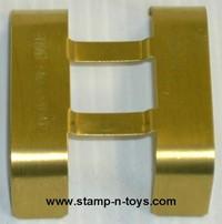 Brass Tandem Fenders Paintable