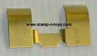 Brass Half Fenders Paintable