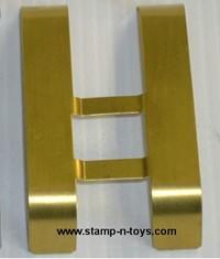 Brass Tri-axle Fenders Paintable