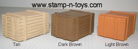 Crate - Pallet Boxes    *Be Sure to choose Color*