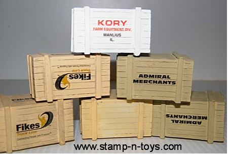 Crate - Pallet Boxes - Various Names