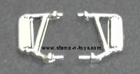 DCP Transtar II Chrome Mirrors