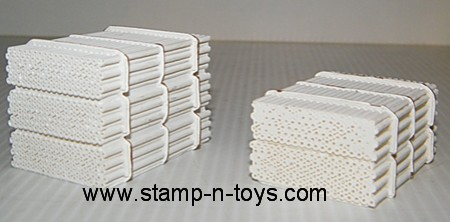 PVC Pipe Pallet Load in White  *be sure to select height*