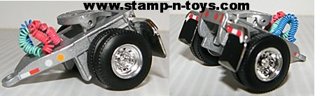 DCP Single Axle Trailer Dolly DCP Wheels & Tires