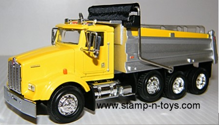 Tonkin Replicas       Kenworth T-800 Dump Truck