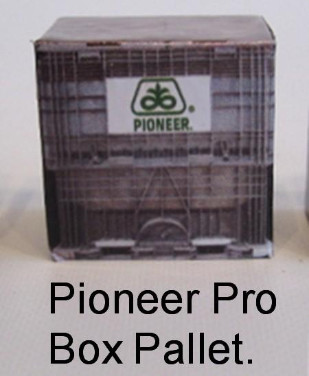 Pioneer Pro Box Pallet