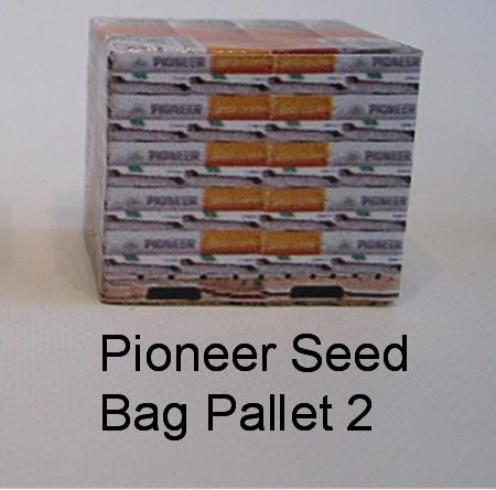 Pioneer Seed Bag Pallet  #2