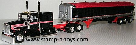 Custom Tractor Trailers All Manufacturers