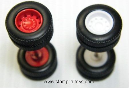DCP Budd Style Drive Wheels must pick color of rim