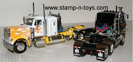 Custom Tractors & Straight Trucks - All Manufacturers