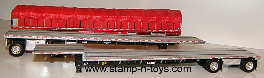 Flatbeds, Stepdecks & Covered Wagons