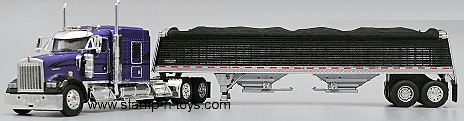 Dcp 34113 kenworth w 900 with wilson commander grain trailer pre dcp 34113 kenworth w 900 with wilson commander grain trailer pre order expected mid february voltagebd Images